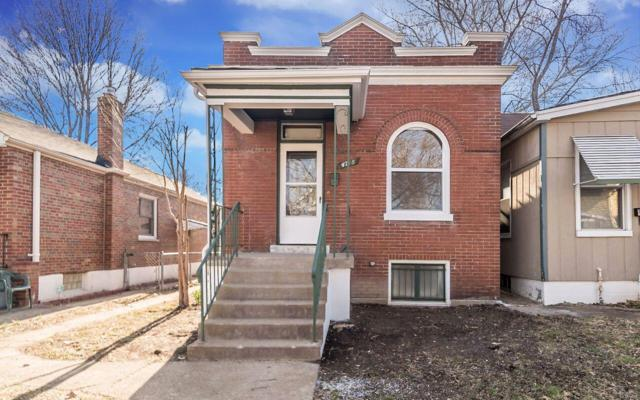 4718 Goethe Avenue, St Louis, MO 63116 (#18018256) :: Clarity Street Realty