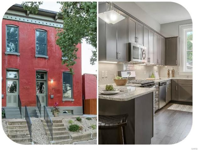 2813 S 18th, St Louis, MO 63118 (#18018259) :: Clarity Street Realty