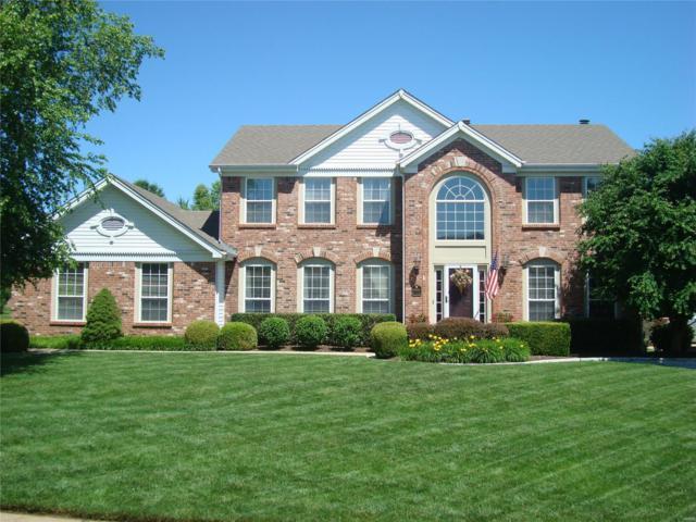 5888 Canterfield Court, Weldon Spring, MO 63304 (#18018264) :: PalmerHouse Properties LLC