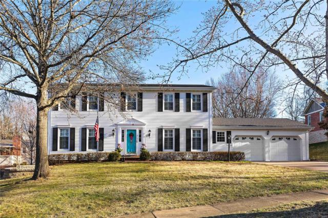 12865 Four Winds Farm, St Louis, MO 63131 (#18018274) :: Kelly Hager Group | Keller Williams Realty Chesterfield