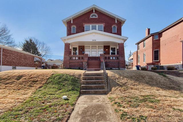 3658 Loughborough Avenue, St Louis, MO 63116 (#18018433) :: Clarity Street Realty