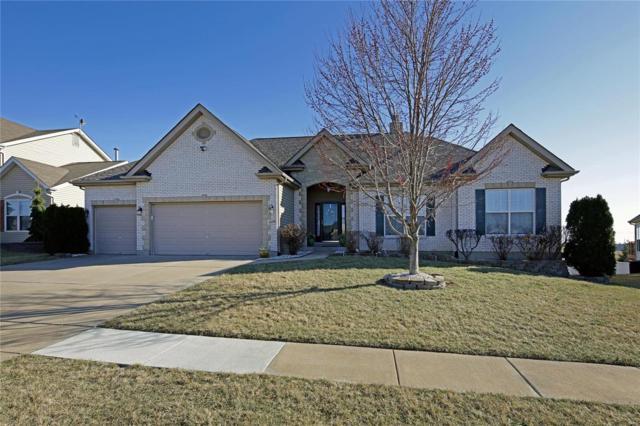 1620 Brett Ridge Drive, Dardenne Prairie, MO 63368 (#18018435) :: The Kathy Helbig Group