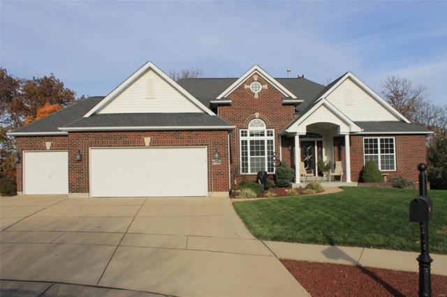 1626 Twin Oaks Drive, Arnold, MO 63010 (#18018484) :: PalmerHouse Properties LLC