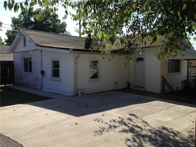 4058 Concordia Avenue, St Louis, MO 63116 (#18018594) :: Clarity Street Realty