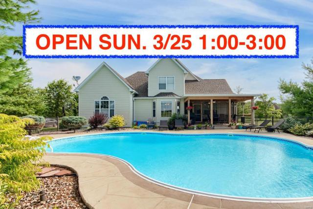 8402 Timber Ridge Drive, Edwardsville, IL 62025 (#18018648) :: Fusion Realty, LLC
