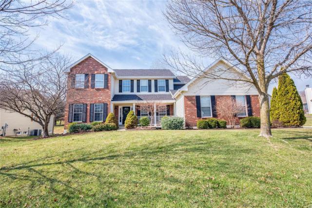 5718 Wrenwyck Place, Weldon Spring, MO 63304 (#18018665) :: PalmerHouse Properties LLC