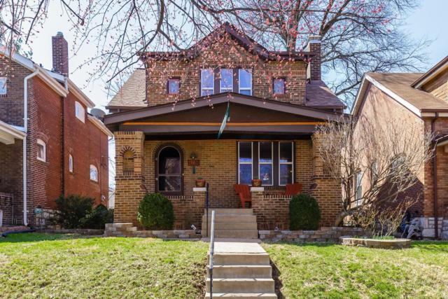 4128 Alma Avenue, St Louis, MO 63116 (#18018703) :: Clarity Street Realty