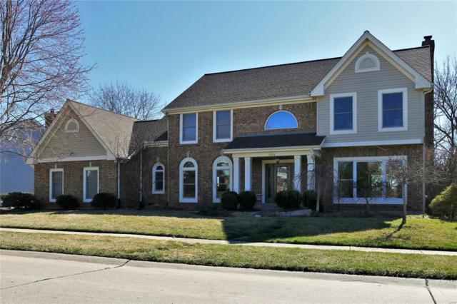 1314 Chesterfield Estates Drive, Chesterfield, MO 63005 (#18018733) :: St. Louis Realty