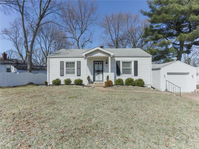 637 Brownell Avenue, St Louis, MO 63122 (#18018762) :: Clarity Street Realty