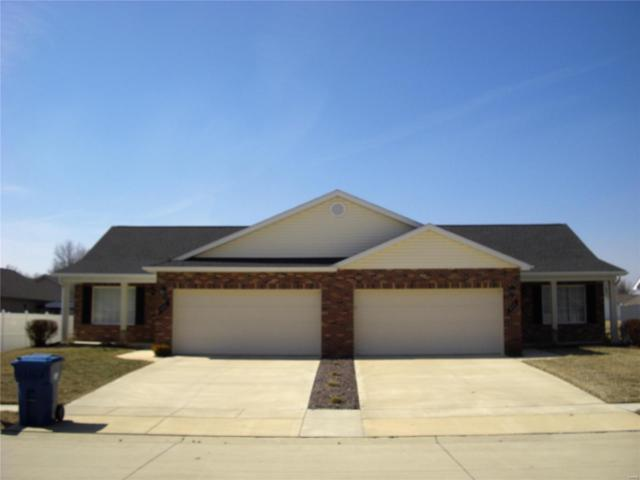 401 Jillian Drive, New Baden, IL 62265 (#18018847) :: Fusion Realty, LLC