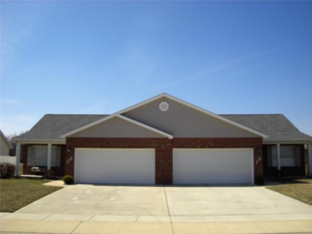 405 Jillian Drive, New Baden, IL 62265 (#18018848) :: Fusion Realty, LLC