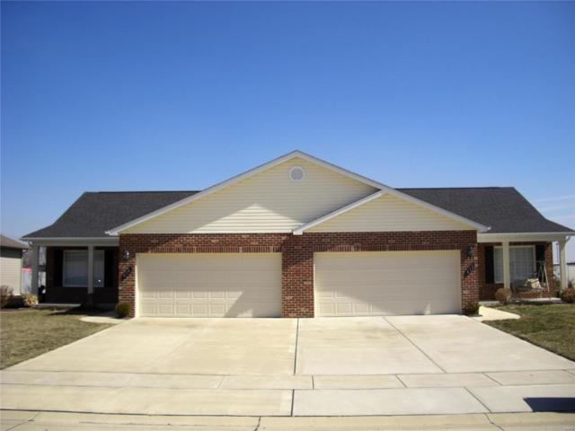 412 Jillian Drive, New Baden, IL 62265 (#18018850) :: Fusion Realty, LLC