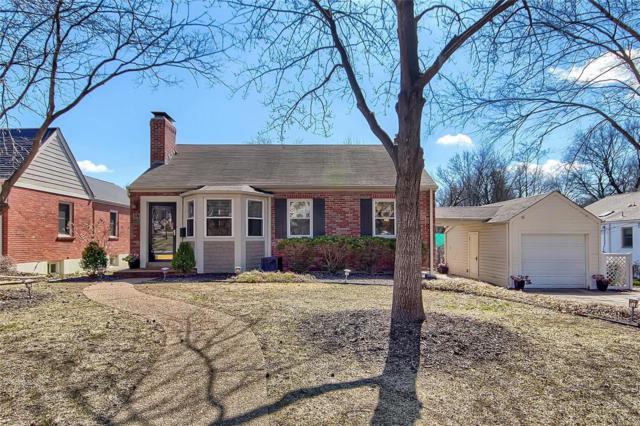 1176 Hillard, St Louis, MO 63122 (#18018900) :: Clarity Street Realty