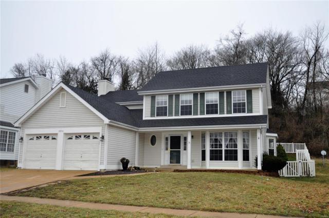 2852 Fox Meadow Lane, Arnold, MO 63010 (#18018948) :: PalmerHouse Properties LLC