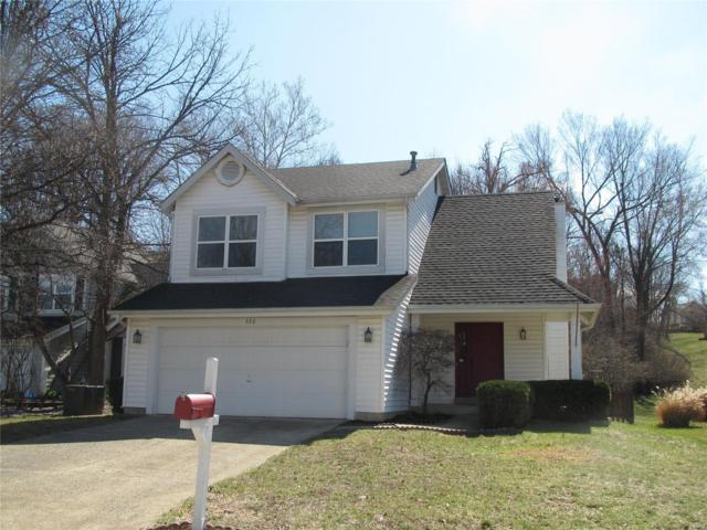322 Seton Hall Court, Valley Park, MO 63088 (#18019956) :: PalmerHouse Properties LLC