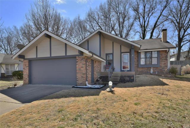 41 Gateswood Drive, Saint Peters, MO 63376 (#18019965) :: Barrett Realty Group