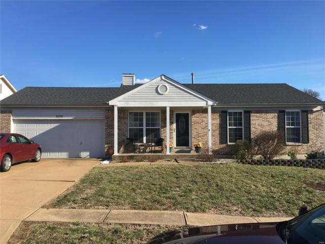 2159 Sante Fe Circle, Arnold, MO 63010 (#18019998) :: PalmerHouse Properties LLC