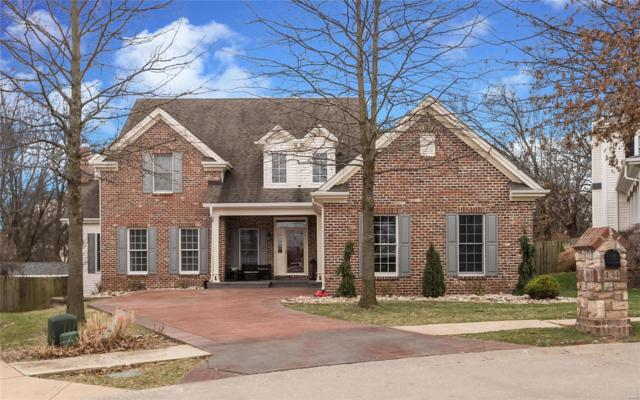 434 Woodlawn Grove Lane, Kirkwood, MO 63122 (#18020030) :: Clarity Street Realty