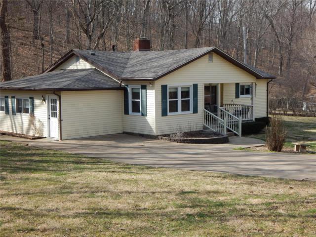 219 Hickory Lane, Eureka, MO 63025 (#18020057) :: RE/MAX Vision