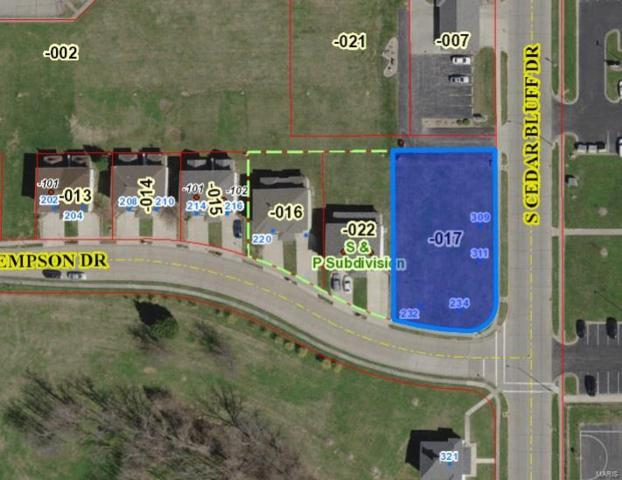 232 -234 Empson & 309-311 S. Cedar, Valmeyer, IL 62295 (#18020078) :: The Becky O'Neill Power Home Selling Team