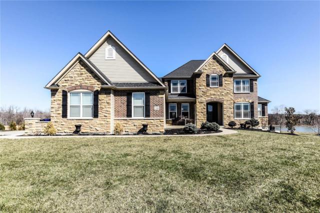 11049 Stonebridge Lane, Wentzville, MO 63385 (#18020086) :: PalmerHouse Properties LLC