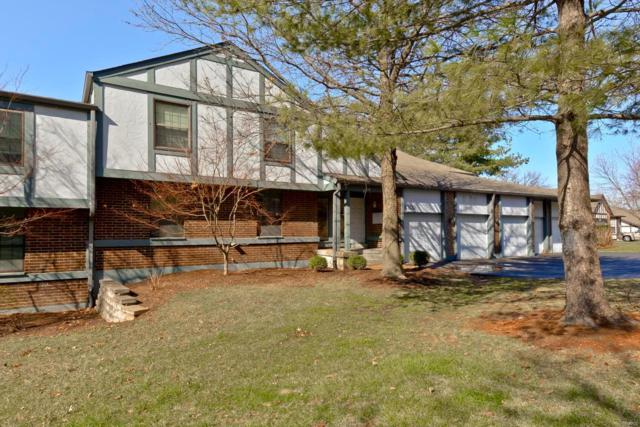 13131 Royal Pines Drive #4, St Louis, MO 63146 (#18020112) :: Clarity Street Realty