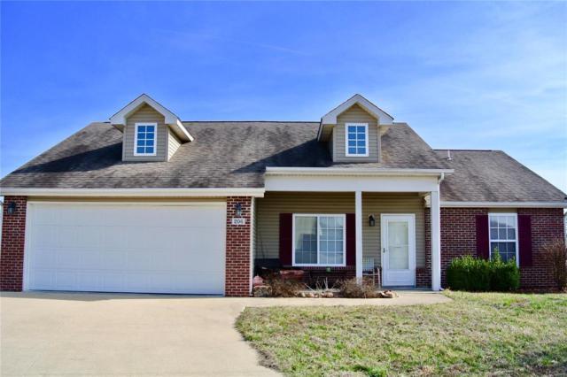 206 Fritts Circle, Waynesville, MO 65583 (#18020121) :: Clarity Street Realty