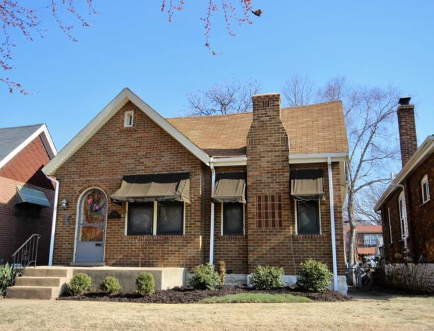 4105 Haven Street, St Louis, MO 63116 (#18020273) :: Clarity Street Realty