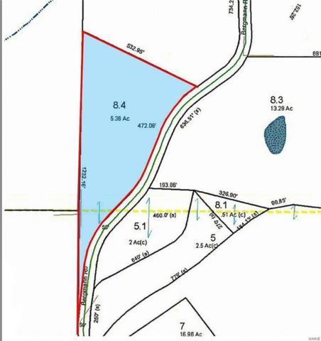 0 Lot 1 Bergman, Robertsville, MO 63072 (#18020291) :: Kelly Hager Group | TdD Premier Real Estate