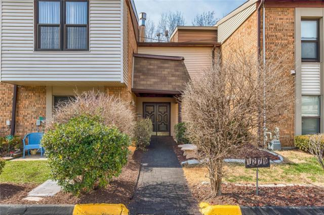 1279 Guelbreth Lane #302, St Louis, MO 63146 (#18020292) :: Clarity Street Realty