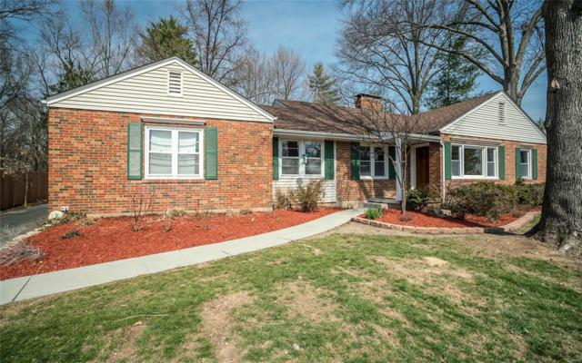 12331 Harflo Lane, Town and Country, MO 63131 (#18020317) :: RE/MAX Vision