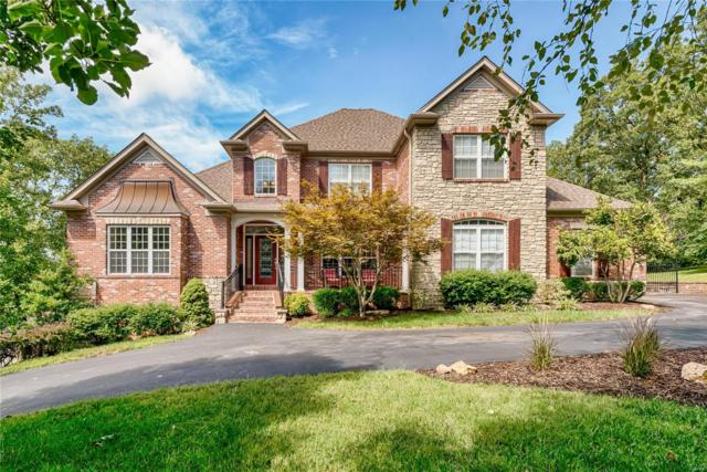 25 Balmagoun Lane, Sunset Hills, MO 63122 (#18020368) :: Sue Martin Team
