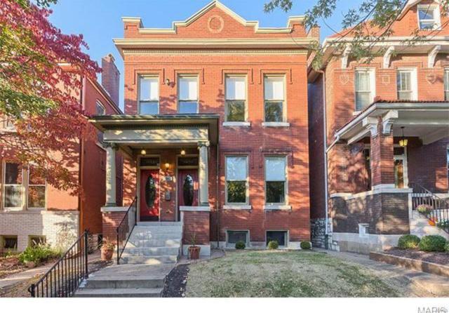 3853 Humphrey, St Louis, MO 63116 (#18020589) :: PalmerHouse Properties LLC