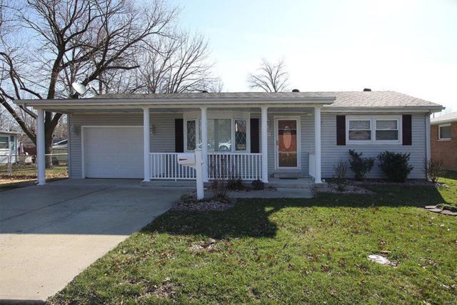 327 N Kimberlin Street, Troy, IL 62294 (#18020708) :: Fusion Realty, LLC
