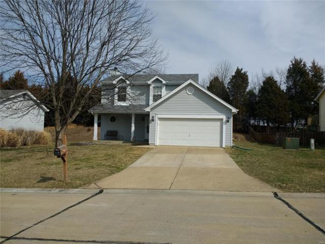 116 Langtree Drive, Wentzville, MO 63385 (#18020714) :: Kelly Hager Group | Keller Williams Realty Chesterfield