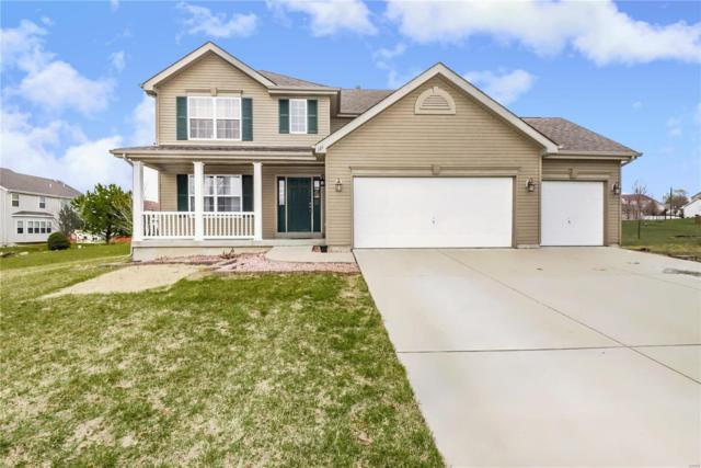 121 Eagles Landing Drive, Shiloh, IL 62221 (#18020730) :: The Kathy Helbig Group