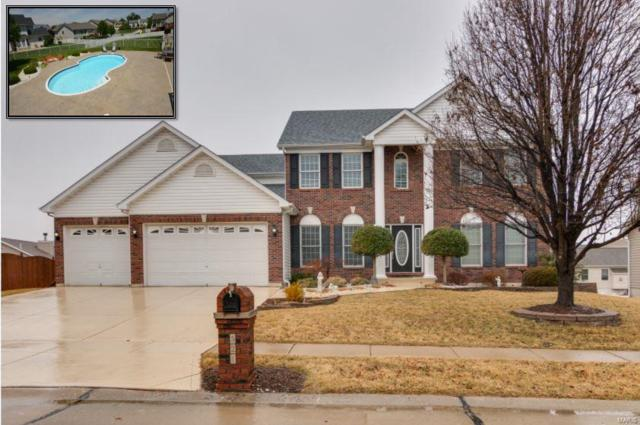 521 Jacobs Ladder, Saint Peters, MO 63376 (#18020777) :: Barrett Realty Group