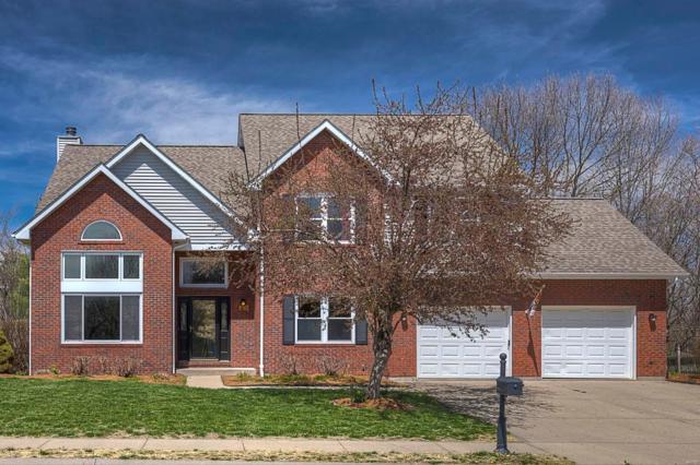 1342 Bossler Lane, O'Fallon, IL 62269 (#18020785) :: St. Louis Realty