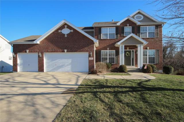 2226 Arnold Palmer Drive, Belleville, IL 62220 (#18020826) :: Clarity Street Realty
