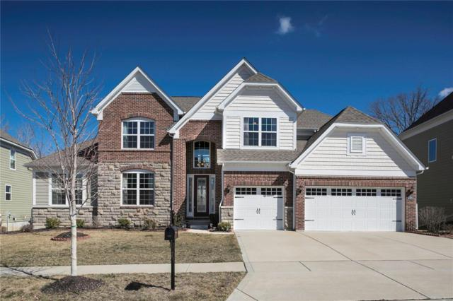 340 Willow Weald Path, Chesterfield, MO 63005 (#18020847) :: Barrett Realty Group