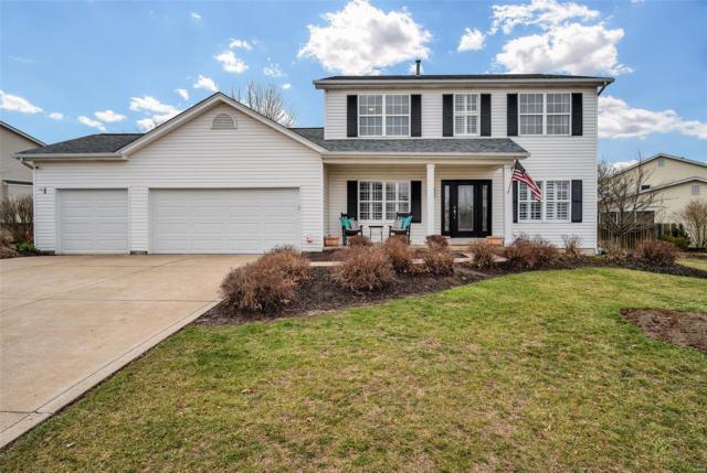 1428 Kearney Drive, Dardenne Prairie, MO 63368 (#18020868) :: Kelly Hager Group | Keller Williams Realty Chesterfield