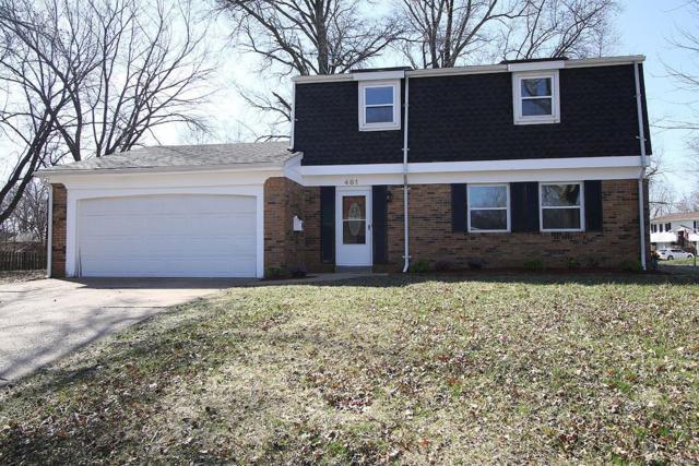 401 Matthew Drive, O'Fallon, IL 62269 (#18020879) :: Fusion Realty, LLC