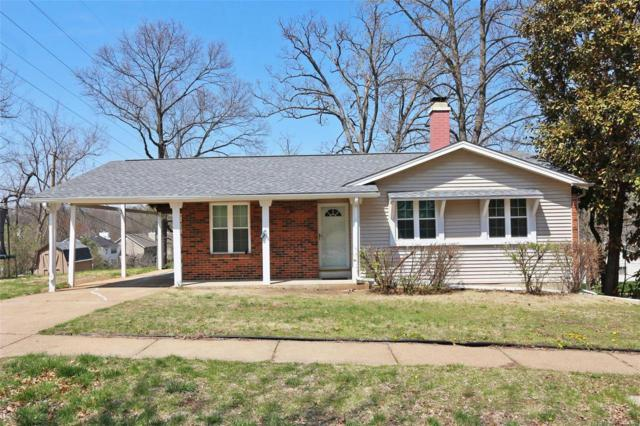 1001 Dorne Drive, Manchester, MO 63021 (#18020915) :: The Becky O'Neill Power Home Selling Team