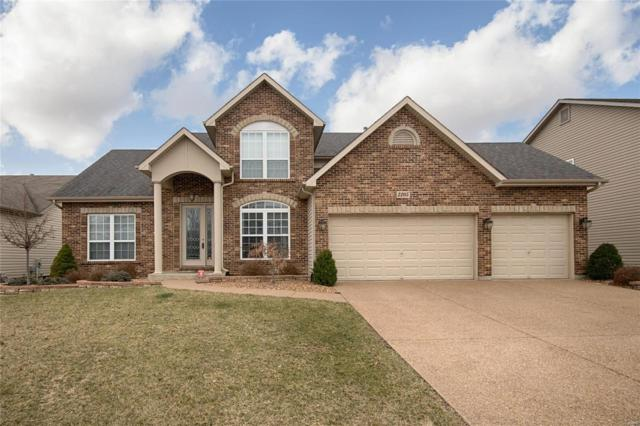 2205 Homefield Grove Drive, O'Fallon, MO 63366 (#18021074) :: Kelly Hager Group | Keller Williams Realty Chesterfield