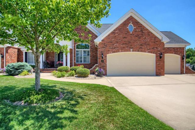 100 Waterfall Court, Glen Carbon, IL 62034 (#18021118) :: Holden Realty Group - RE/MAX Preferred