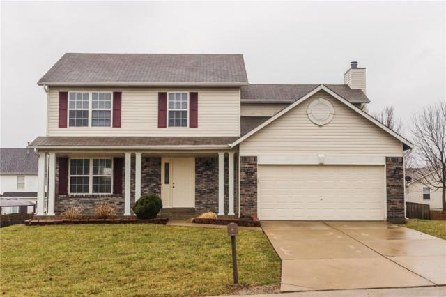 1356 Sunview Drive, O'Fallon, MO 63366 (#18021131) :: Kelly Hager Group | Keller Williams Realty Chesterfield