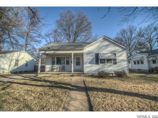 1221 W Main Street, Mascoutah, IL 62258 (#18021223) :: Fusion Realty, LLC