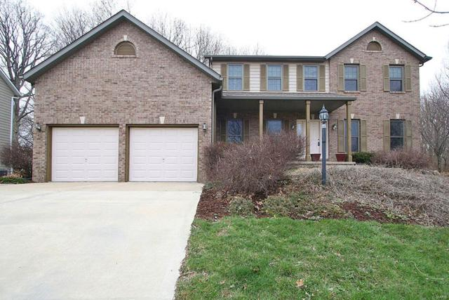 305 Valley View Drive, Edwardsville, IL 62025 (#18021273) :: Fusion Realty, LLC