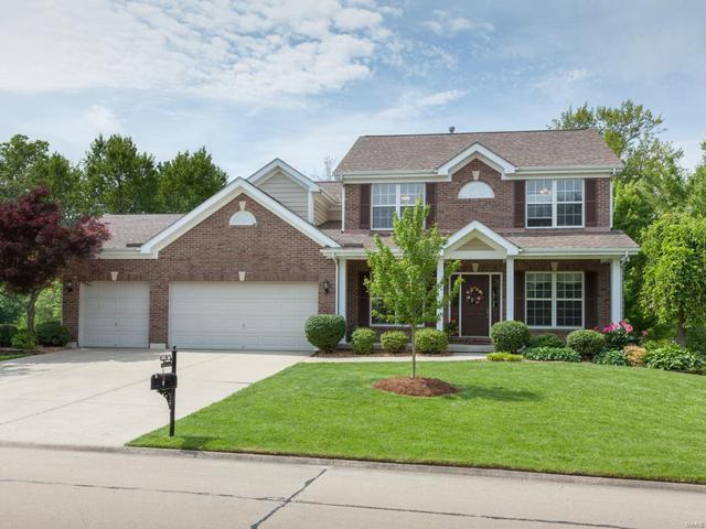 2436 Pro Tour Drive, Belleville, IL 62220 (#18021286) :: Sue Martin Team