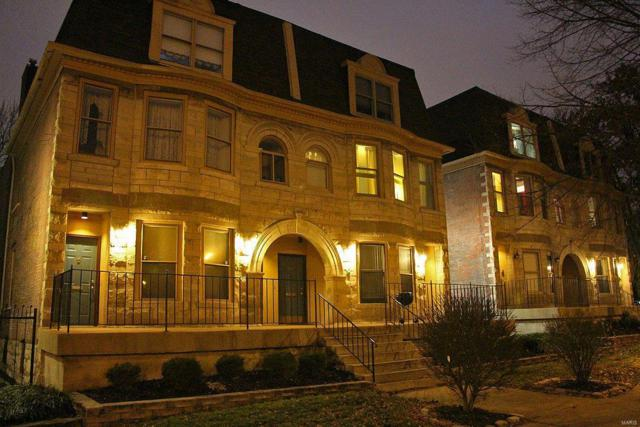 4306 Maryland Avenue 3C, St Louis, MO 63108 (#18021336) :: Clarity Street Realty